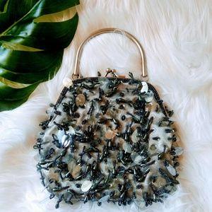 Womens Ann Taylor Night Out Handbag